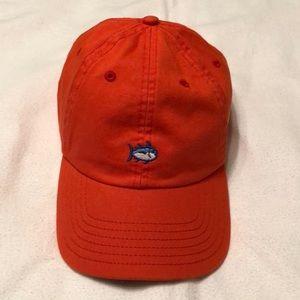 New! Men's adjustable Clemson hat by Southern Tide